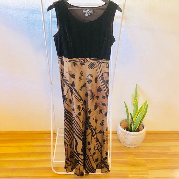 Carole Little Dresses & Skirts - Carole Little Petite Maxi Dress